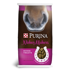Purina® Nicker Makers™ Horse Treats 3.5 Lb.