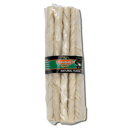 "Rawhide Express Assorted Sticks 3/4x10"" 15 Count"