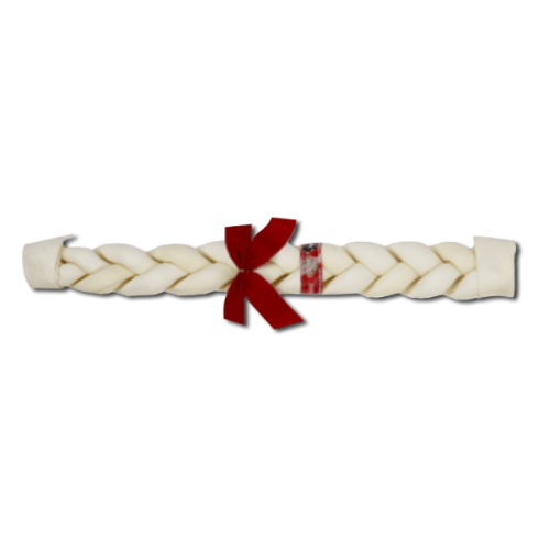 "Natural 24"" Braided Ribbon"