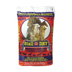 Stall DRY® Absorbent and Deodorizer 40lb