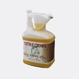 Triple Crown Rice Bran Oil Plus 1 Gallon