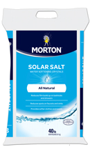 Morton Solar Salt Crystals