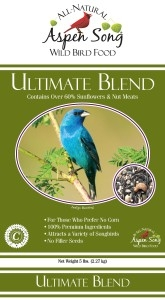 Aspen Song Ultimate Blend Bird Feed