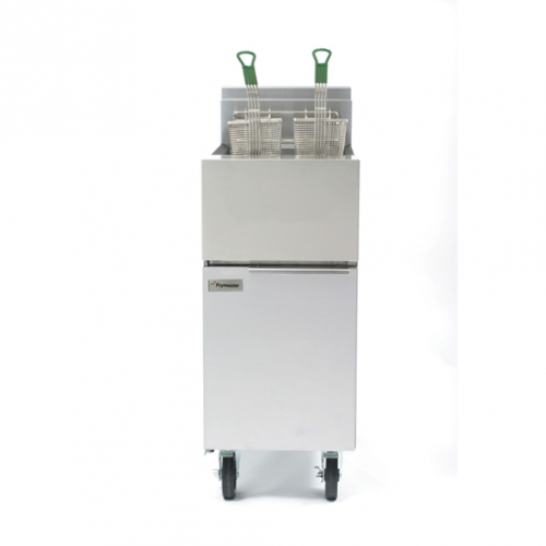 Fry Master Gas 2 Basket Deep Fryer