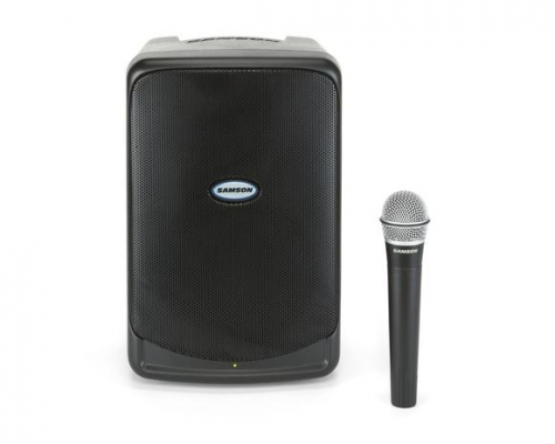 Samson Rechargeable Portable PA/Sound System