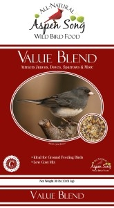 Aspen Song Value Blend Bird Feed