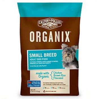 Organix Small Breed Adult Dog Food