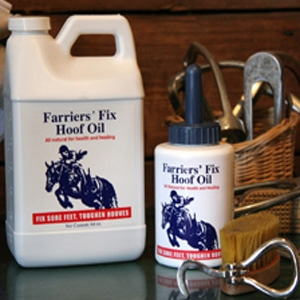 Farrier's Fix Hoof Oil