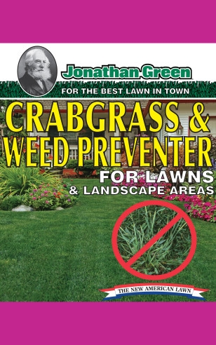 Crabgrass and Weed Preventer For Lawns