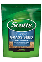 Scotts Classic Grass Seed Sun & Shade