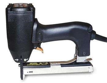 Wide Crown Electric Stapler
