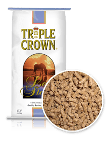 Triple Crown Low Starch Horse Feed 50 lbs.