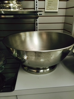 3 gal Stainless Steel Punch Bowl