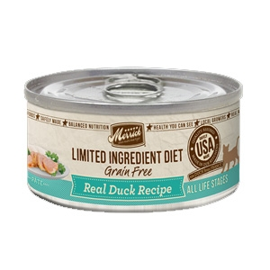 Limited Ingredient Diet-Real Duck Recipe Canned Cat Food