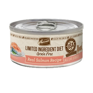 Limited Ingredient Diet-Real Salmon Recipe Canned Cat Food