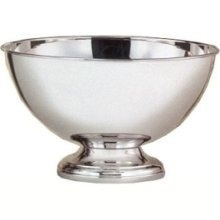 Punch Bowl: 4 gallon Silver