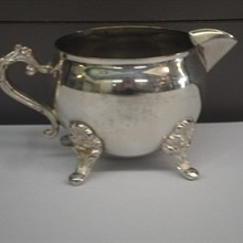Silverplate- Creamer