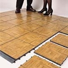 Dance Floor indoor/outdoor parquet