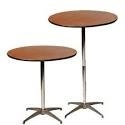 "Table 24"" round or 30"" round top"