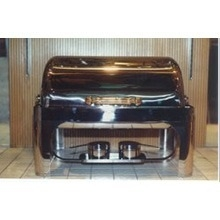 Roll top chafer 8qt-rectangular