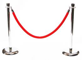 Stanchion rope