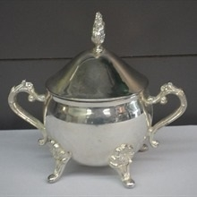 Silverplate- Sugar bowl
