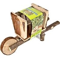Critter Timbers Woody Wheel-Barrow