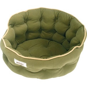 Regal Retreat High Back Cat Bed