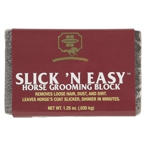 Slick-N-Easy Grooming Block