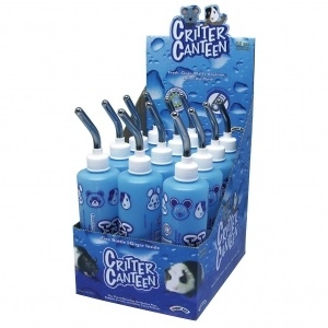 Critter Canteen Display 16 Ounces