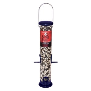 Ring Pull Feeder Blue/15 In.