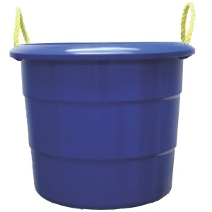 Muck Bucket Blue 74 Quart