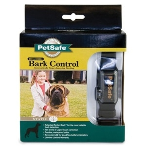 Deluxe Big Dog Bark Control