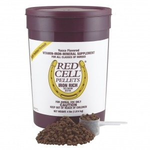 Red Cell Pellets 4 Pound
