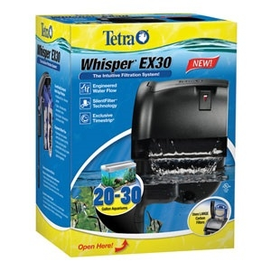 Whisper EX30 Power Filter