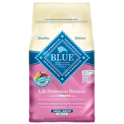 Life Protection Formula - Chicken & Brown Rice for Small Breed Adult Dogs