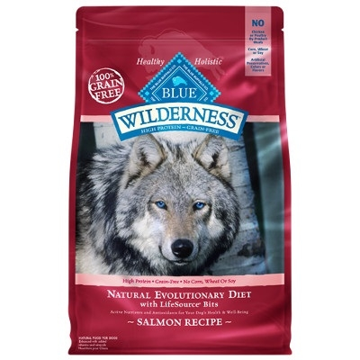 BLUE Wilderness Salmon Recipe for Adult Dogs