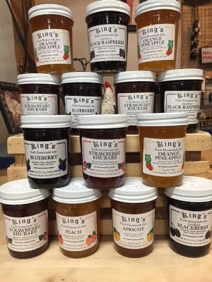 Assorted King's Jams