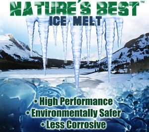 Nature's Best Ice Melt - 50lbs