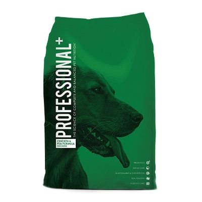 Professional Plus Chicken & Pea Dog Food