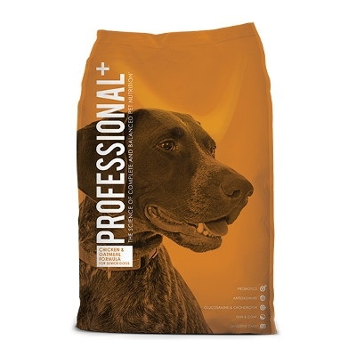 Professional Plus Chicken & Oatmeal Senior Dog Food
