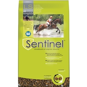 Sentinel LS Performance Horse Feed