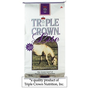 Triple Crown Lite Horse Feed