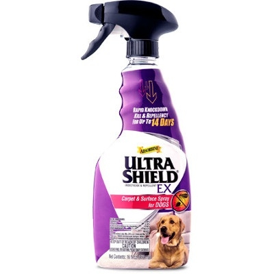 Abosorbine Ultrashield Car & Surface Spray for Dogs