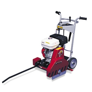 "CS1 Pavement Saw - Honda GX240 14"" Guard"