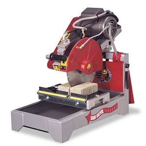 Portable Brick & Block Saw 2 hp Electric 115V