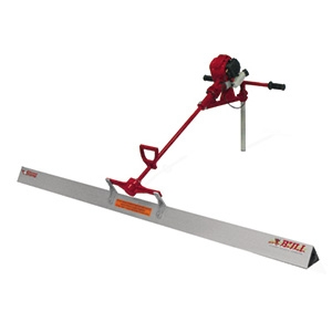 VSB70 Vibrating Screed Bull Honda GX25 with 12' board