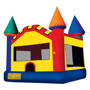 Castle Bounce House 14'x15'