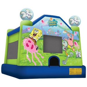 Sponge Bob Square Pants Jump (large)