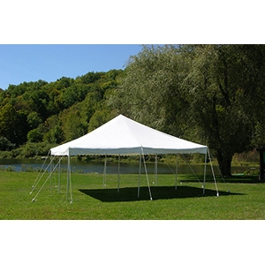 Do It Yourself Canopy Tent 20′ x 20′